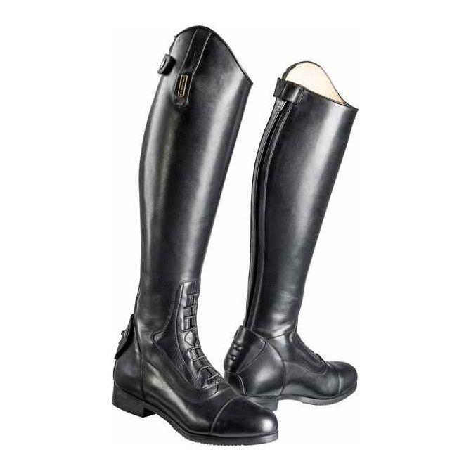 Stivali da equitazione uomo/donna da Concorso by EQUI-THEME con lacci, alla moda per i fantini più esigenti!