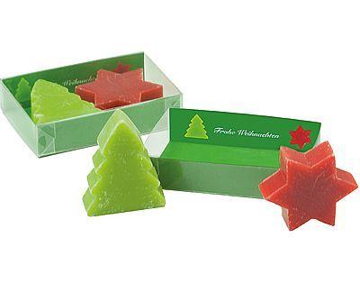Kerst zeep! Kerstpakket / Hampert. Relatiegeschenk.nl voor al uw onbedrukte en bedrukten relatiegeschenken.