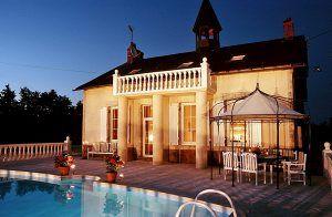 Frankreich, Loire-Tal, Chateau für 14 Personen   FEC003