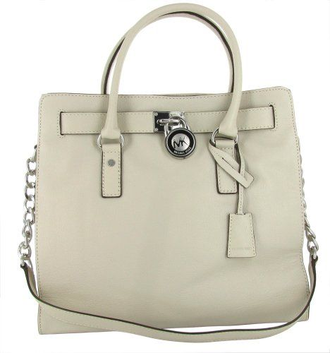 MICHAEL KORS Hamilton Large Leather Satchel Womens | Women's Shoes and Handbags