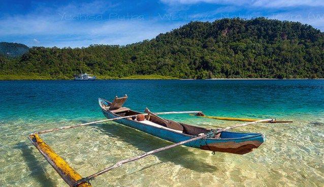 Pulau Pasumpahan Sumatera Barat