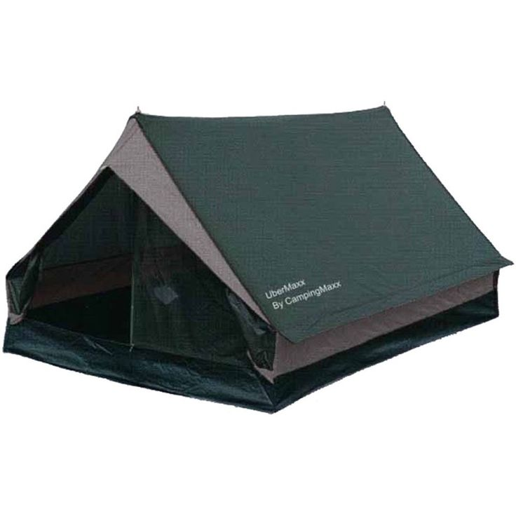 This is a two person tent under four pounds. It has a mesh door for a breeze as well as a full door to keep wind out.