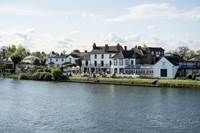 Visit The Anglers Pub and Restaurant in Teddington for a warm welcome, great Fuller's beer and delicious meals.