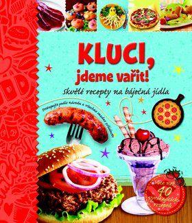 Martinus.cz > Knihy: Kluci, jdeme vařit!