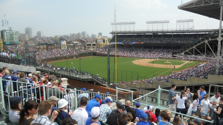 Watch a game from a Wrigleyville rooftop