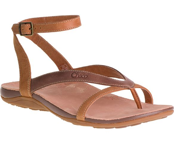 Women - Sofia - Dark Earth | Chacos