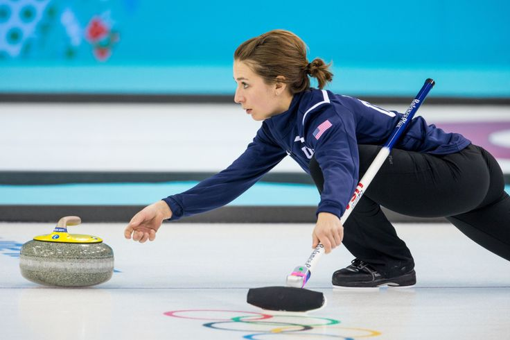 Curling is the only Olympic sport that puts a microphone on every competitor – all four members of each team, men and women. Description from ftw.usatoday.com. I searched for this on bing.com/images