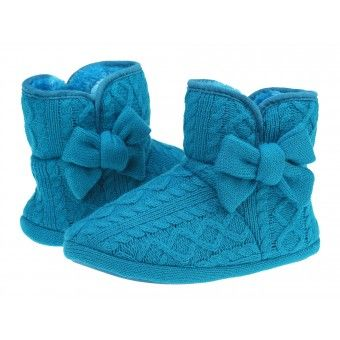 Papuci casa dama Sison Gioseppo petrol #homeshoes #cozy #Shoes