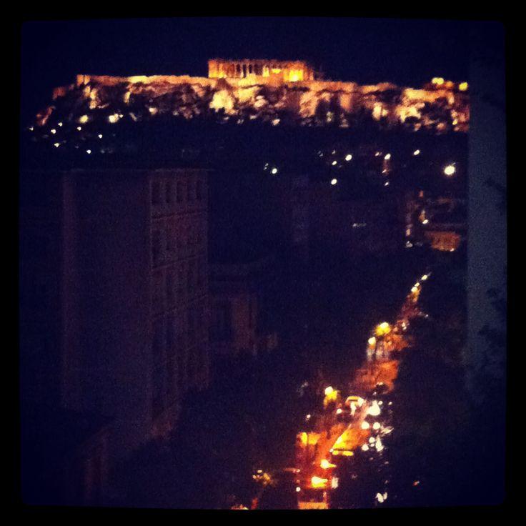 Acropoli by night !!!