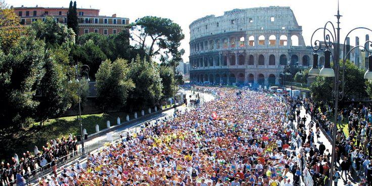Marathon de Rome : Rome par tous les chemins.