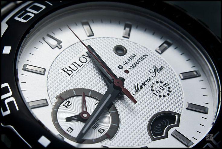 Die coolsten 11 Herrenuhren bis 300 Euro - #uhren #watches #bulova -