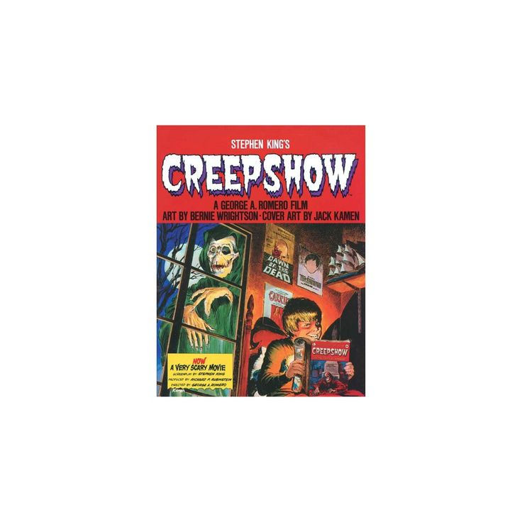 Stephen King's Creepshow (Paperback)