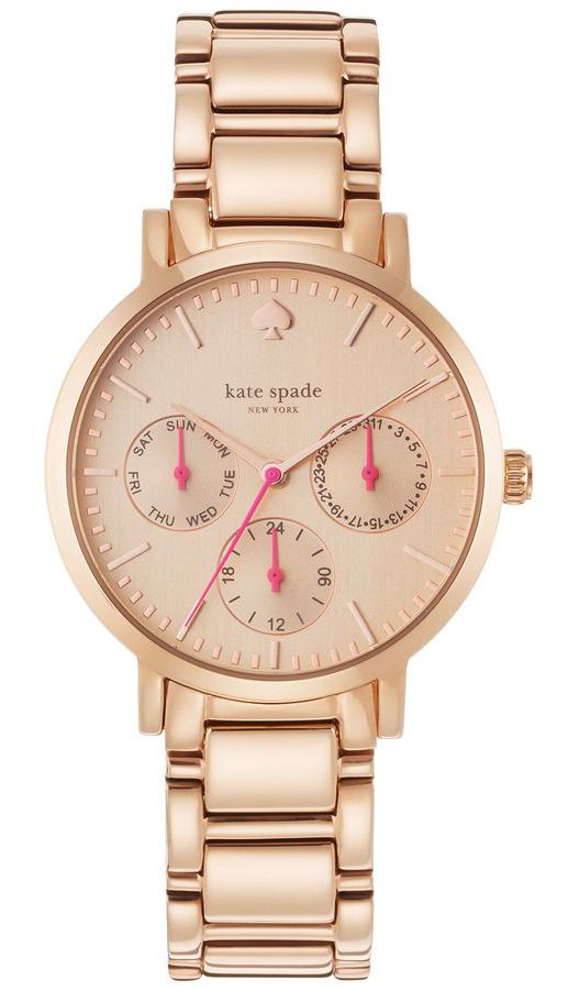 Kate Spade Grammercy Rose Gold Watch | #sponsored