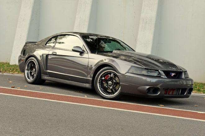 2003 Ford Mustang Cobra Mcalonen 12