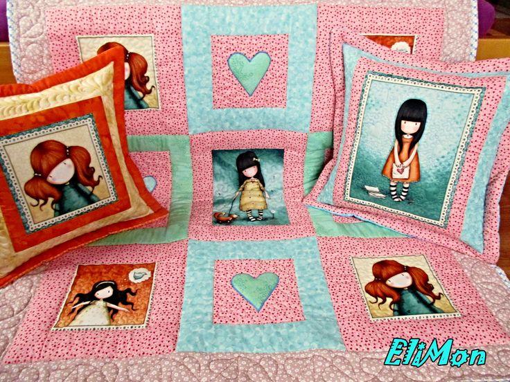 for baby girls, gorjuss,patchwork, quilting