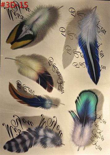 Купить 3D перо татуировки мужчины и женщины раздел водонепроницаемый бумагаи другие товары категории Временные татуировкив магазине Fashion tattoo International TradeнаAliExpress. тату гель и высокосортной бумаги