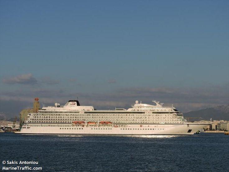Viking star. Ιδιοκτησία & Διαχείριση: Viking Ocean Cruises. Στην υπηρεσία στις 11/04/2015. 47.800GT ~ 228 μ.μ. ~ 29 μ.πλάτος ~ 14 κατ/τα ~ 20knots ~ 930 επ. ~ 602 α.πλ.