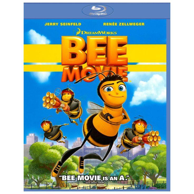 Bee Movie (Blu-ray), Movies