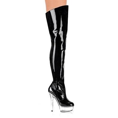 Pleaser Eu-Seduce-000 Boots Womens UT_8091
