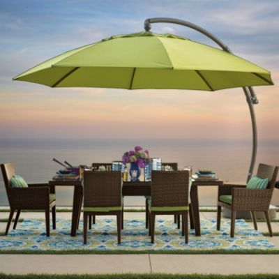 Good Shop Patio Umbrellas In Over 100 Different Patterns, Colors And Styles. Add  A Sturdy Outdoor Umbrella Stand For A Look That Lasts Season After Season.
