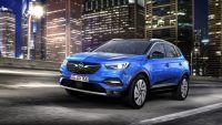 Opel revela novo SUV Grandland X