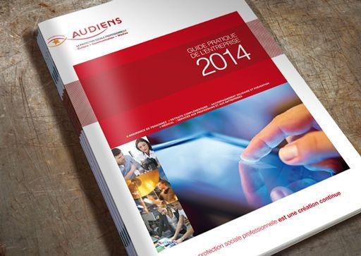 Audiens Guide pratique 2014