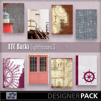 For Artist Trading Card lovers. 8 Backgrounds ready sized for you.[2.5 x 3.5 inches] NB These are NOT fullsized scrapbook papers. This set a...