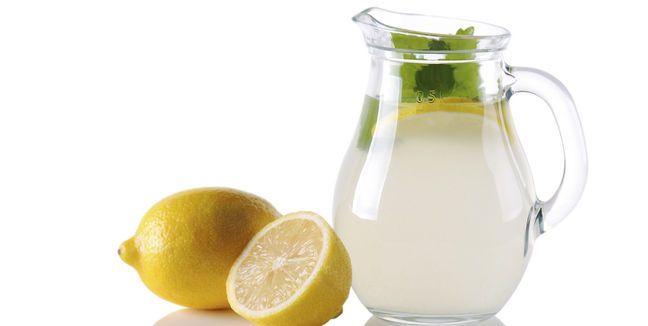20 increíbles cosas que le sucede en tu cuerpo cuando toma agua con limón por la mañana - ConsejosdeSalud.info