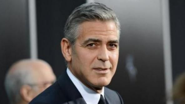 """George Clooney Will Do Anything He Can to Help Make Hillary President:  (05/09/2015 - Fox Nation)  When you know what they think...not """"eye candy"""" anymore, eh?"""