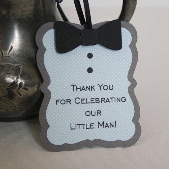Little Man Favor Tags create by JillyBearDesigns