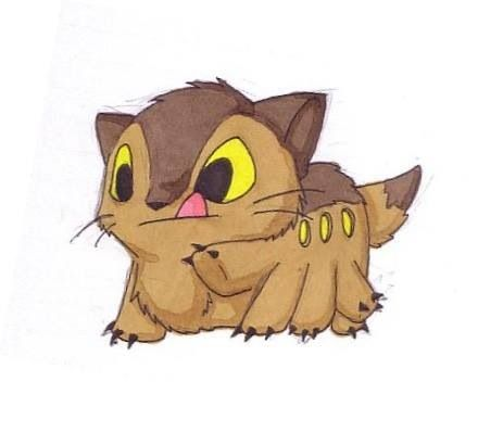 Kittenbus :) wish I could draw something like this :D
