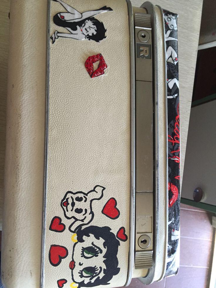 Betty boop custom case