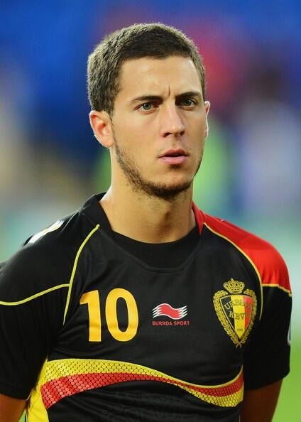 Eden Hazard - Belgian Red Devils