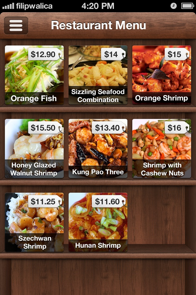 Images about mobile restaurant app on pinterest