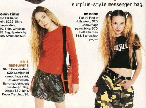 Seventeen, August 1996