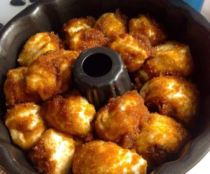 Rezept Monkey Bread für den Thermomix - ein himmlischer Genuss von luna2012 - Rezept der Kategorie Backen süß