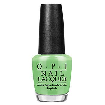 OPI You Are so Outta Lime Nail Lacquer