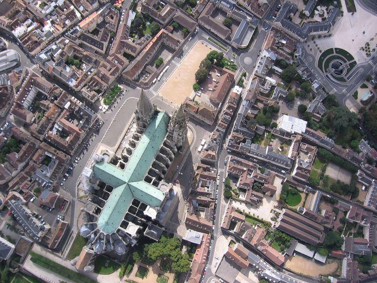 ✈️ Photo aérienne de Chartres - Eure-et-Loir (28)