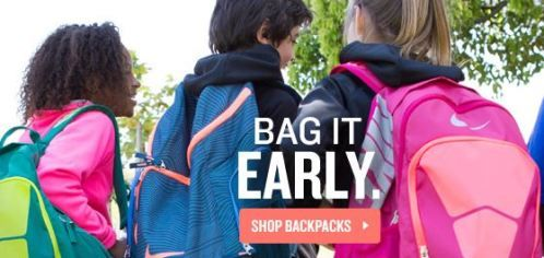 Finish Line BackPacks | Finishline Coupon Codes – 20% Off Discount