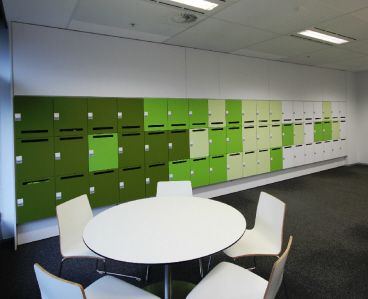 Activelocker #interiors #commercial #lockers #design #architecture #green