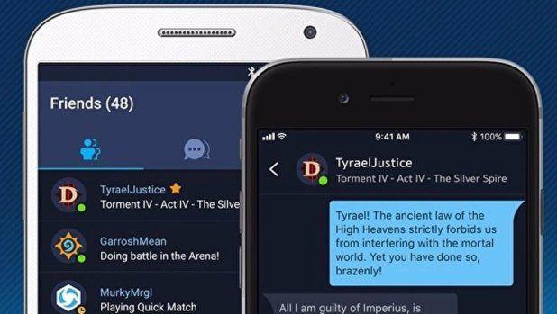 مطور Overwatch يطلق تطبيق Battle.net على الهواتف الذكية