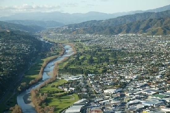 Upper Hutt, near Wellington, New Zealand