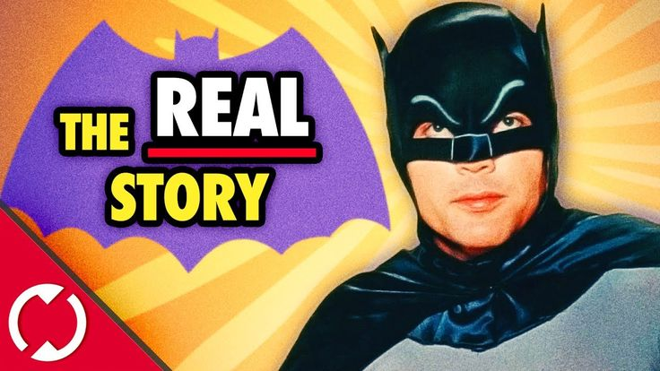 Legend of the Bright Knight: History of the Adam West Batman TV Show 👊💥 ...