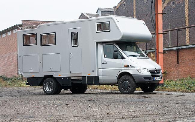 Mercedes Camper Van >> Orangework Mercedes Sprinter 618 CDI from Koln. | Great Sprinter RVs/ Sprinter Camper Vans ...