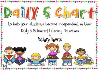 Daily Five Organization - setting up for student independence in 2nd grade - video: http://rockinteachermaterials.blogspot.com/2012/09/daily-5-organization-video.html