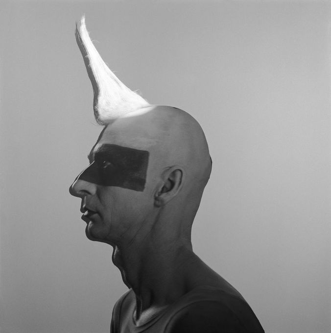Nik Turner by Brian Griffin #men #photography #phototriennale