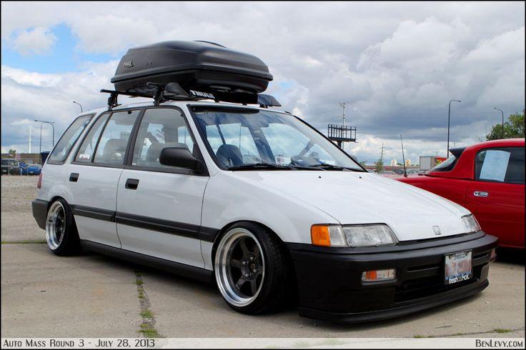 lowered+wagon | Lowered Honda Civic wagon - BenLevy.com