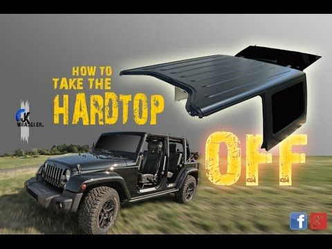Jeep Wrangler JK 2007 to Present How to Make a Hard Top Cart - Jk-Forum
