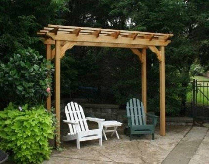 Best 25+ Small pergola ideas on Pinterest | Wooden pergola, Small deck  space and Pergula ideas