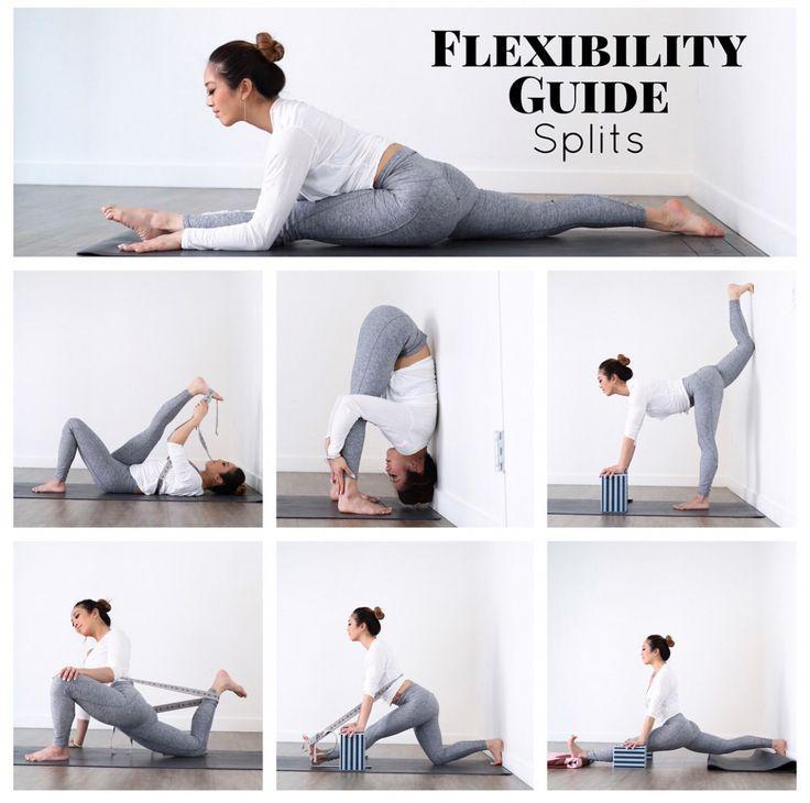 Yoga Asana Posen zur Verbesserung der Beweglichkeit Ihrer Körperteile. – Dana